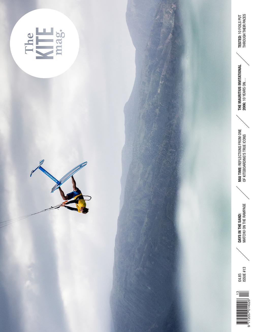 thekitemag cover issue 13 - TheKiteMag issue #13