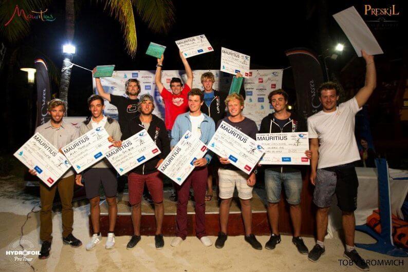 HPTM4 794x530 - 2016 Hydrofoil Pro Tour - Mauritius Results