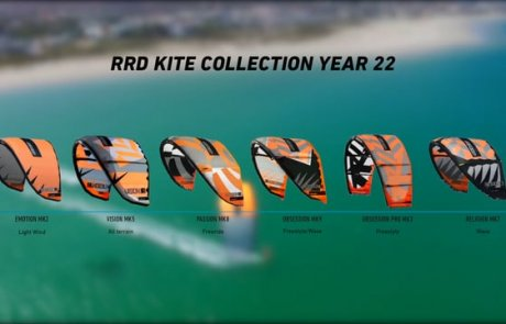 RRD Y22 Kite Collection in action