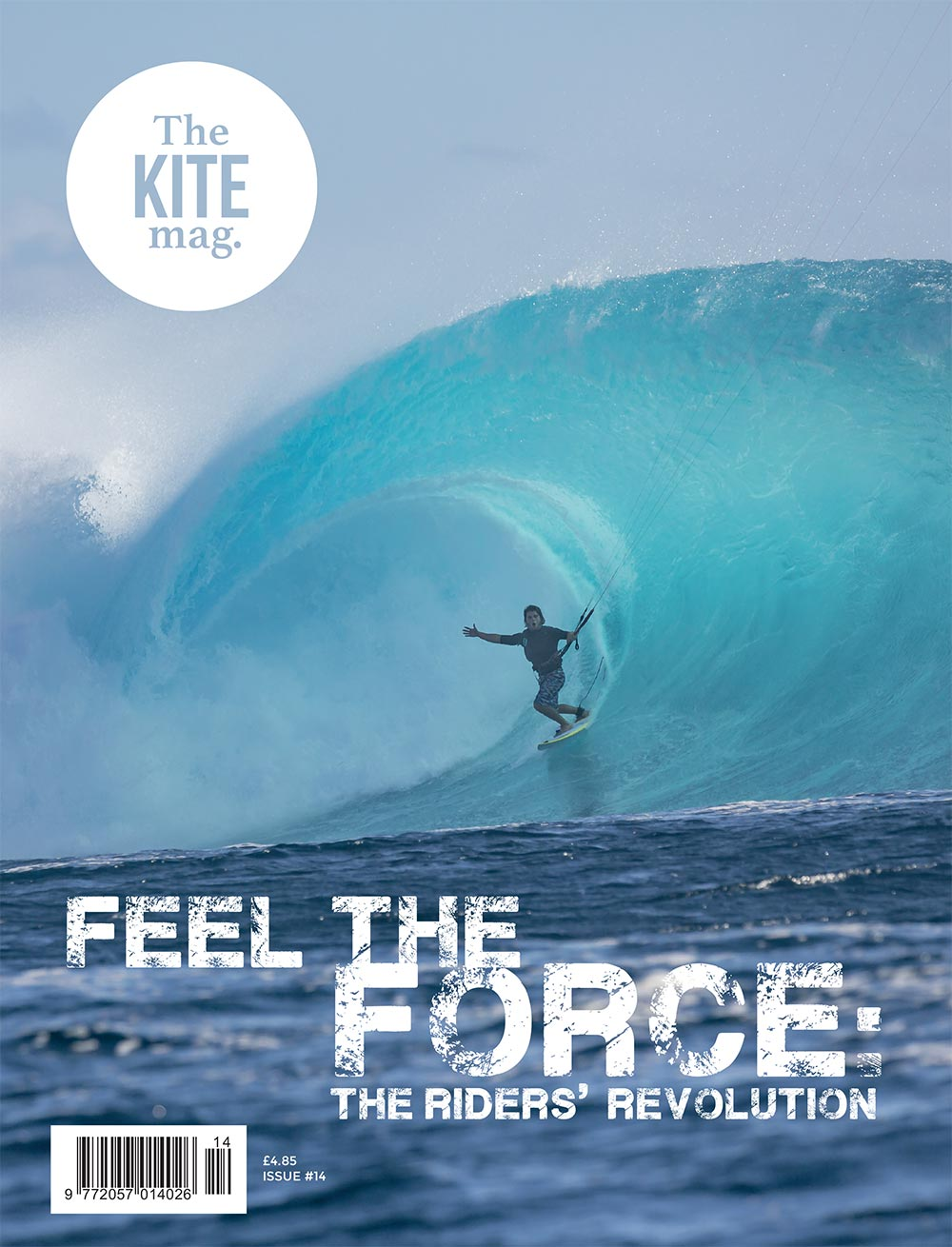 TheKiteMag 14 Cover final - TheKiteMag issue #14