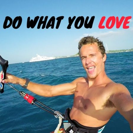 GoPro: Do What You Love (Kiteboarding)