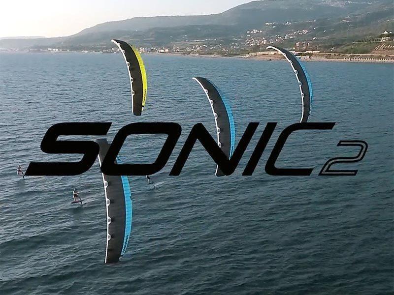 sonic2 thumb 800x600 - Flysurfer releases SONIC 2
