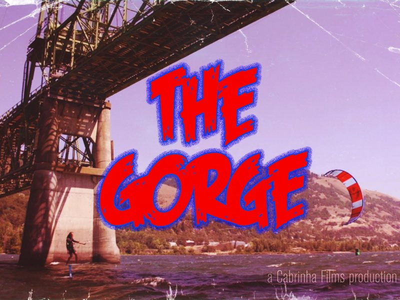 """this is kiteboarding the gorge 800x600 - THIS is Kiteboarding - """"The Gorge"""""""