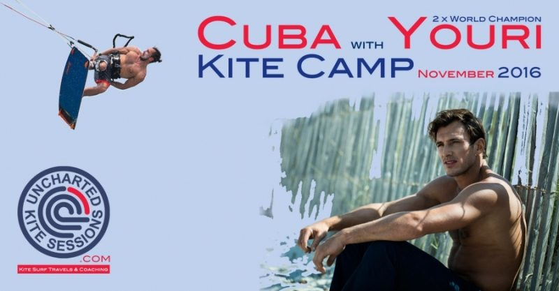 youricuba 800x417 - NEW: Uncharted Kite Sessions Destinations