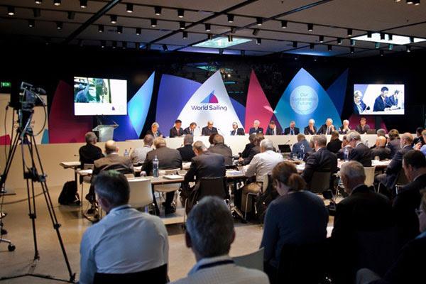IKA - GKA, IKA, and World Sailing Sign Agreement