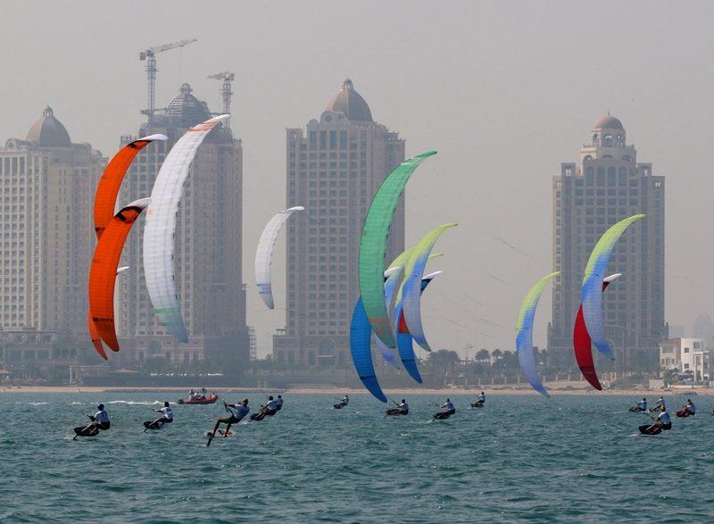 quatar2 800x587 - Kite Foil Gold Cup Qatar 2016