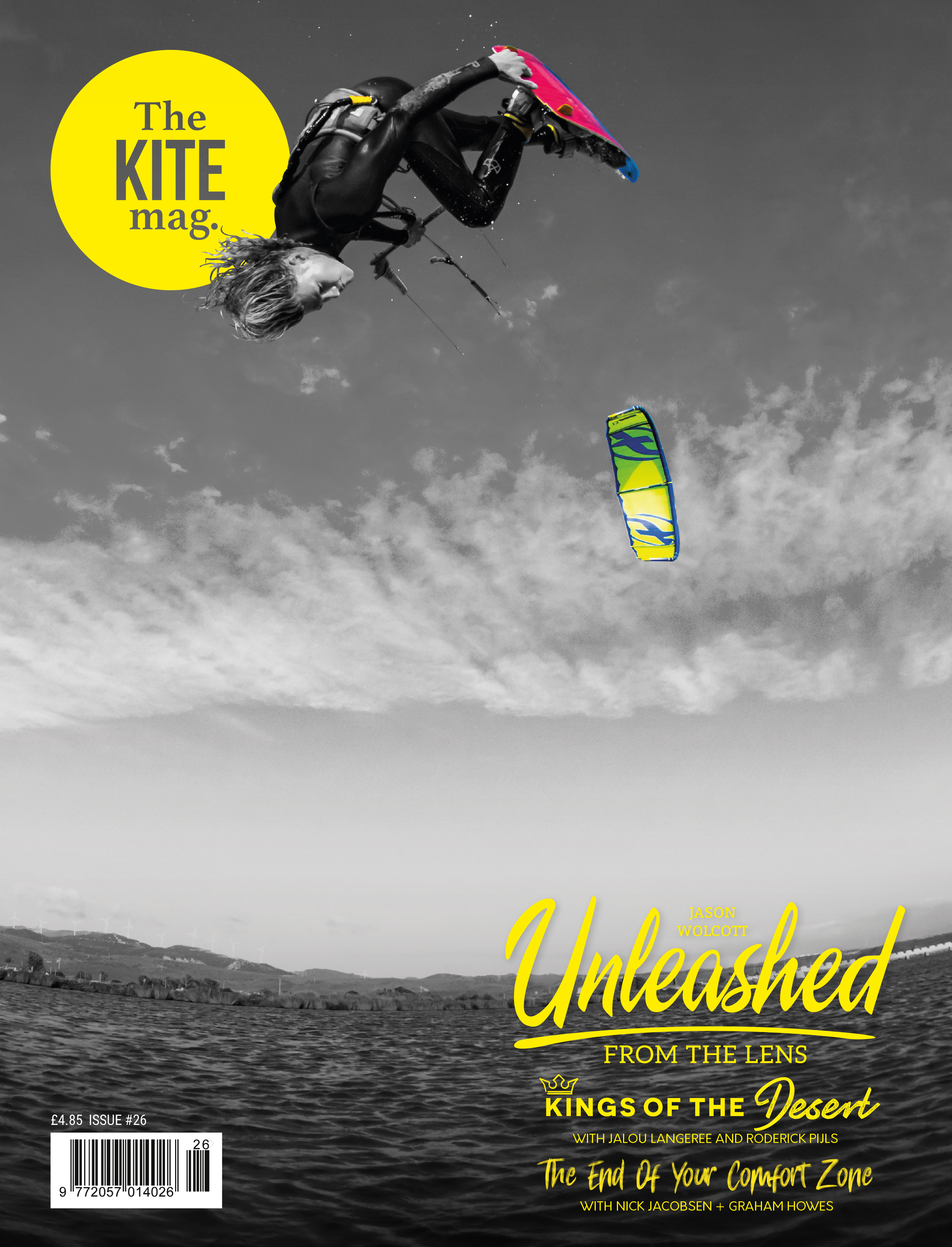 Cover 26 TheKiteMag - TheKiteMag - English (Preview Version)