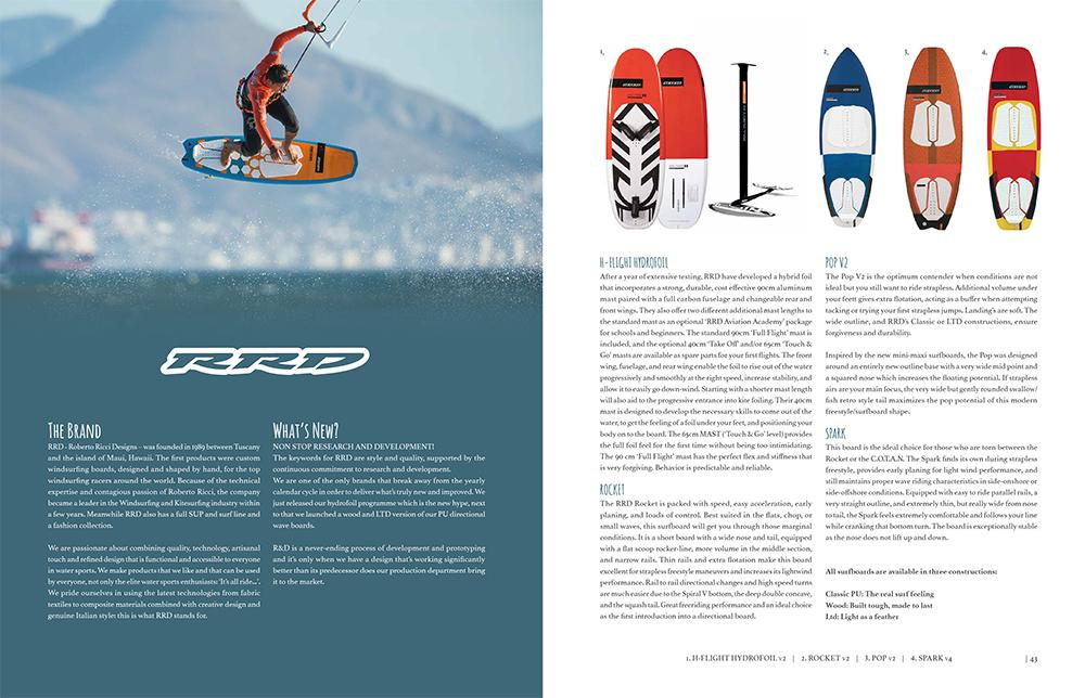 brand guide visual - TheKiteMag issue #16