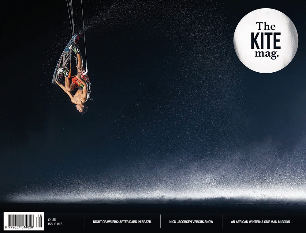 cover16 - TheKiteMag issue #16