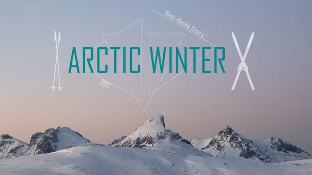 hans henrik gron arctic winter - Hans-Henrik Grøn - Arctic Winter