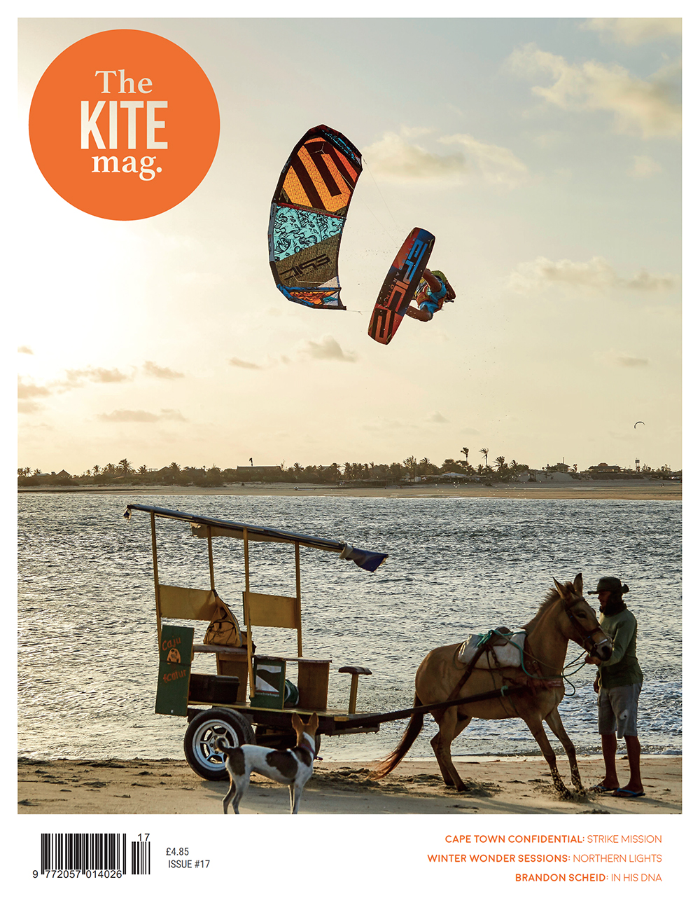 17 cover - TheKiteMag issue #17