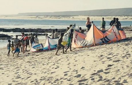 Kitesurfing Endless Madagascar