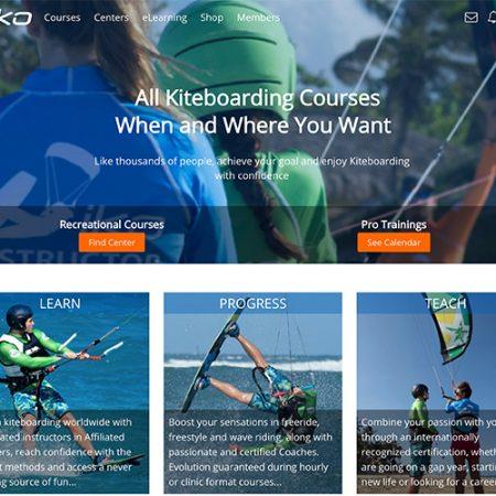 new IKOweb
