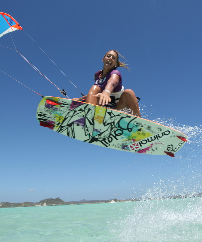 Kirsty profile pic - Planet Kitesurf: Why we love Kirsty Jones