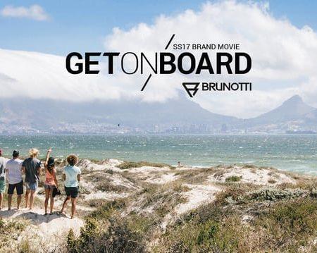 brunotti get on board 450x359 - Brunotti - Get on Board