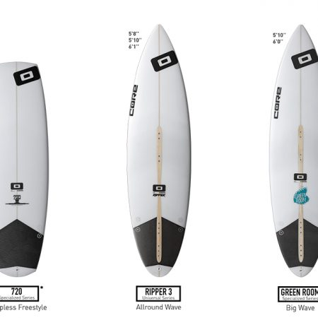 core boards2 450x450 - CORE release complete surfboard range for 2017