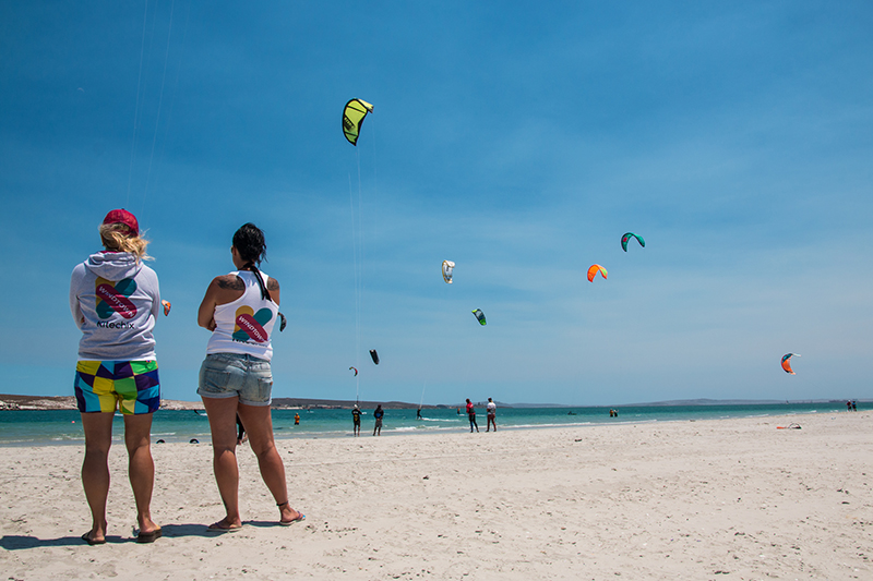 Beach.3 - Langebaan: The perfect place to kitesurf