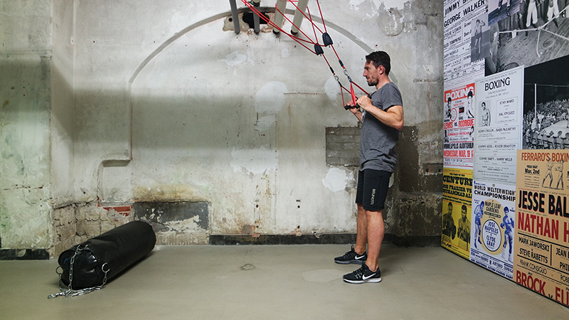Squat TRX1 - Profile: KiteMedical