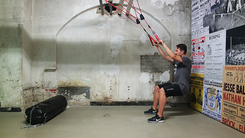 Squat TRX2 - Profile: KiteMedical