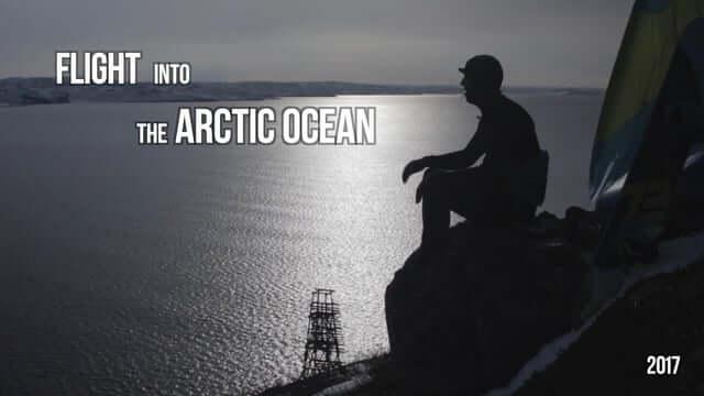 14713 - Flight into the Arctic Ocean