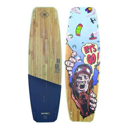 lieuwe rogue2 450x450 - LAST CALL: Get your LIMITED EDITION Rogue kiteboard