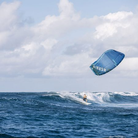 Airush Kiteboarding Oswald Smith Ydwer.com Wave Kite 2 450x450 - Airush release new Team and Diamond Series collection