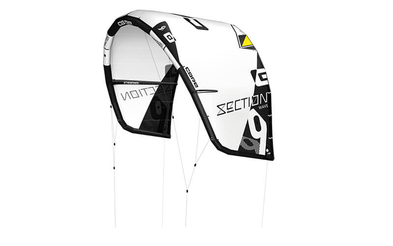 CORE Section 2 Cutout white 300dpi - CORE unleashes 2nd Generation comp level Wave and C-kite