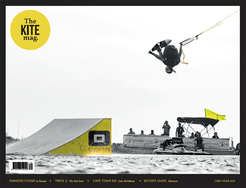 TKM 20 COVER - THEKITEMAG ISSUE #20