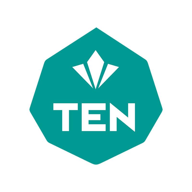 ten logo web HR - Introducing: TEN KITEBOARDING