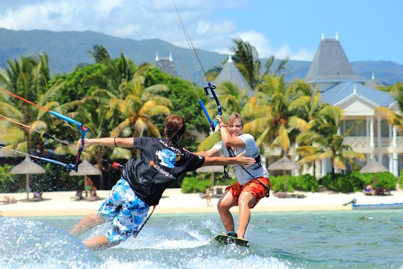 03 Freeystyle Lesson at Bel Ombre 800x534 - Value for money kitesurfing destinations