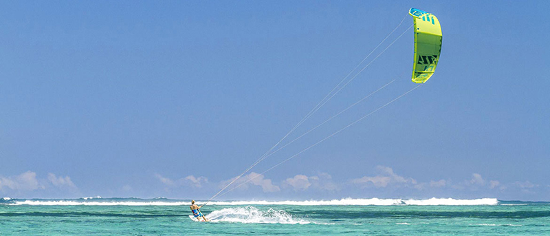Lagoon Bel Ombre - Value for money kitesurfing destinations