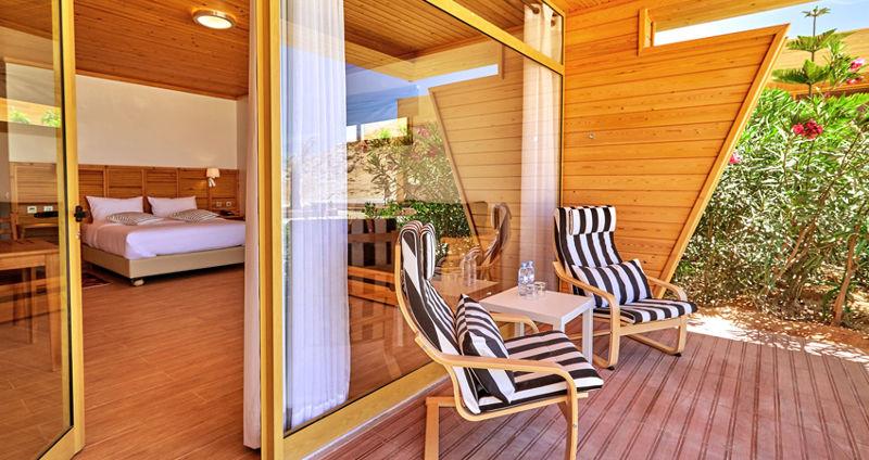 morocco.DakhlaClubHotel hotel room - Value for money kitesurfing destinations