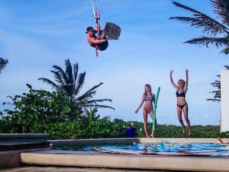 morph the yucatan kiteboarding m 800x600 - Morph The Yucatan (Kiteboarding movie)