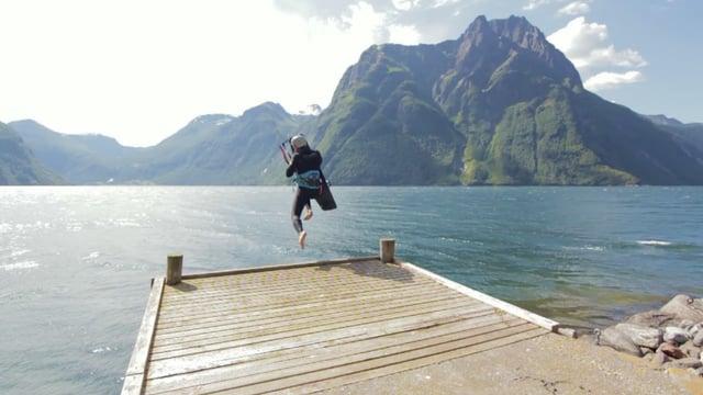 sunnmore kiting fjords - Sunnmøre - Kiting fjords