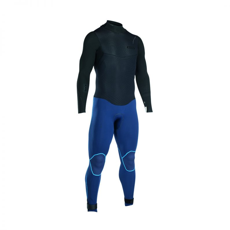 48802 4401 Strike Select Semidry 5 5 4 5 BZ DL front e1506689130988 - ION Strike Series Wetsuits (2018)