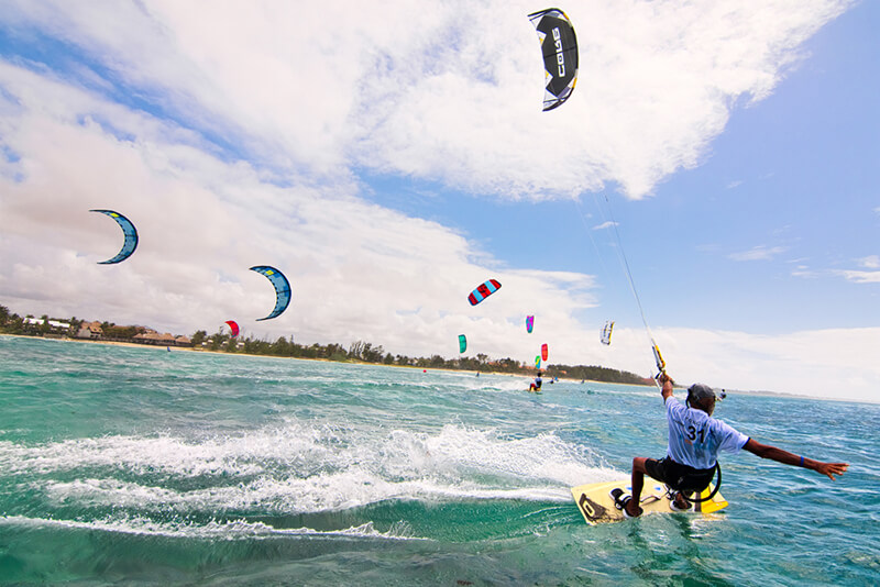 bel ombre - Kitesurfing holidays for the whole family