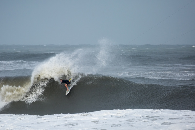 Mark Backside - The Cape Hatteras Wave Classic