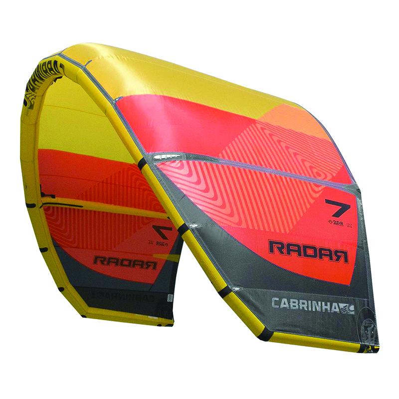 radar prof - Cabrinha Radar 2018