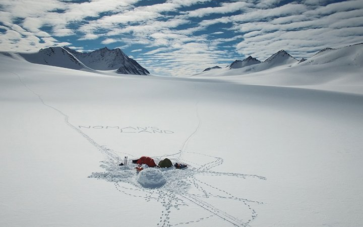 Camp No Mans Land Antarctica Foto Johannes Aitzetmüller 720x450 - NO MAN'S LAND: EXPEDITION ANTARCTICA