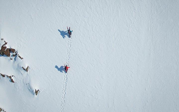 Matthias Haunholder Matthias Mayr Antarctica climbing4 Foto Johannes Aitzetmüller 720x450 - NO MAN'S LAND: EXPEDITION ANTARCTICA