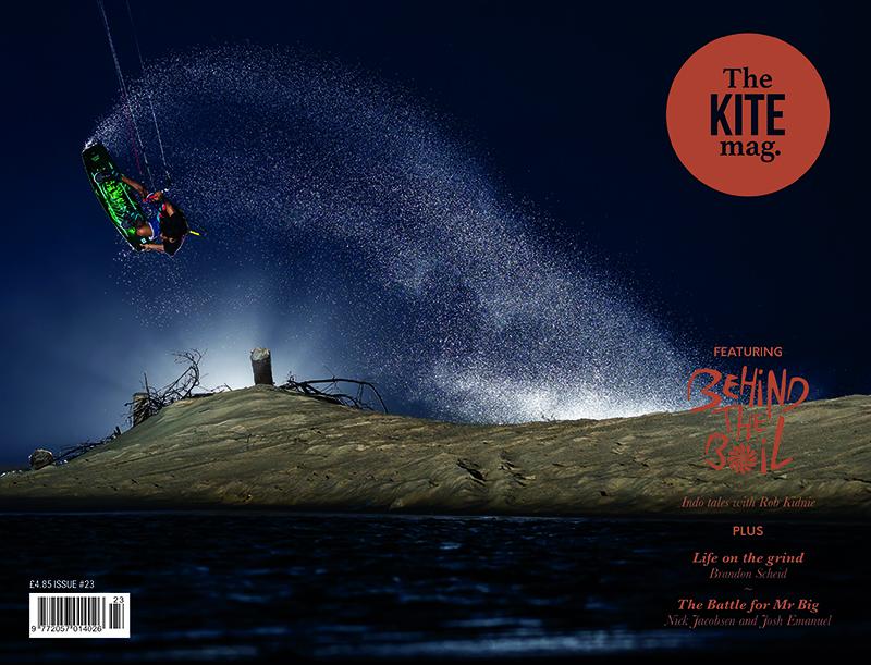 TheKiteMag 23 English Cover - THEKITEMAG ISSUE #23