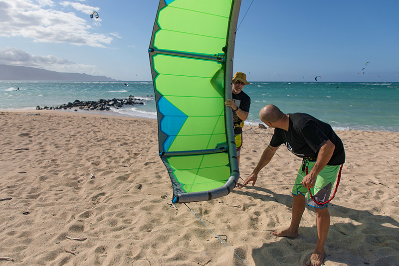 2018KB Lifestyle DamienGirardin DesWalsh frankiebees 464A0656 - Under the Hood: Naish Kiteboarding