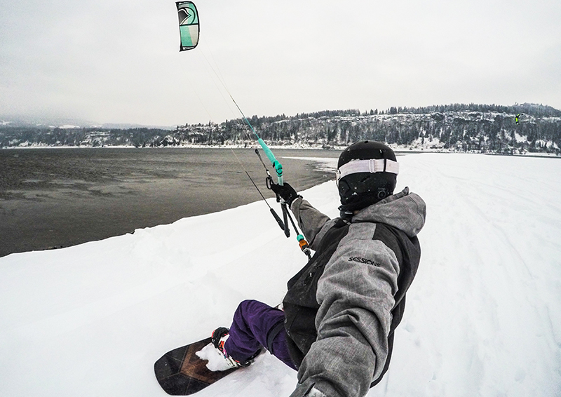 Snowkite and Winter RRD 2 - Life on the Grind