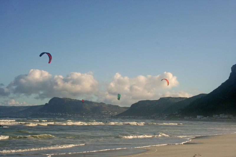 muizenberg south africa kitesurfing - Planet Kitesurf opens office in Cape Town