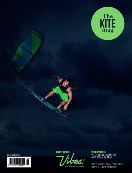 25 cover 450x590 - THEKITEMAG ISSUE #25