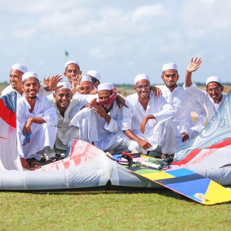 Kitesurfing Lanka by @bellazaneso Instagram 1 of 20 - Kitesurfing Sri Lanka: An Origin Story