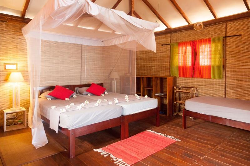 lagoon bungalow1 - Kitesurfing Sri Lanka: An Origin Story