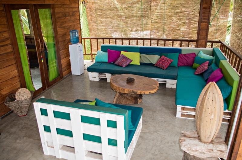 sallon terrasse du haut - Kitesurfing Sri Lanka: An Origin Story