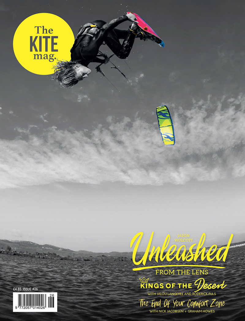 c26cover - THEKITEMAG ISSUE #26