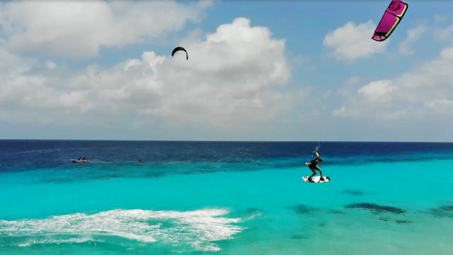 caribbean kite life dylan in bon - Caribbean Kite Life - Dylan in Bonaire